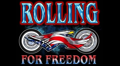 Rolling for Freedom Motorcycle and Poker Run Benefiting Veterans