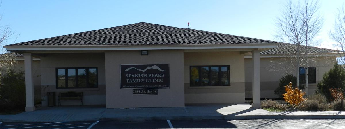 Spanish Peaks Clinics | Family Clinic | Healthcare