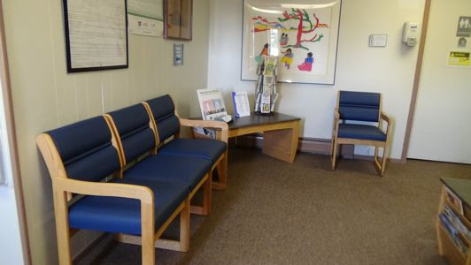 Outreach Clinic Waiting Room