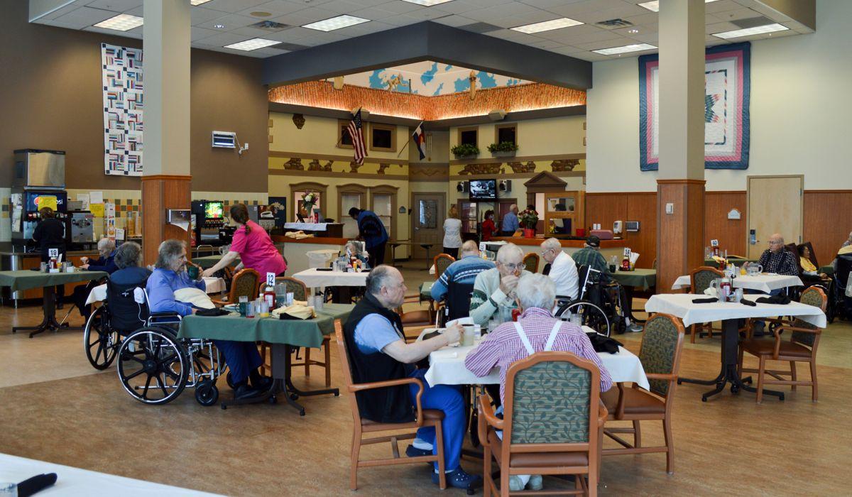 NursingHomeFacilitiesVeteransCommunityLivingCenter