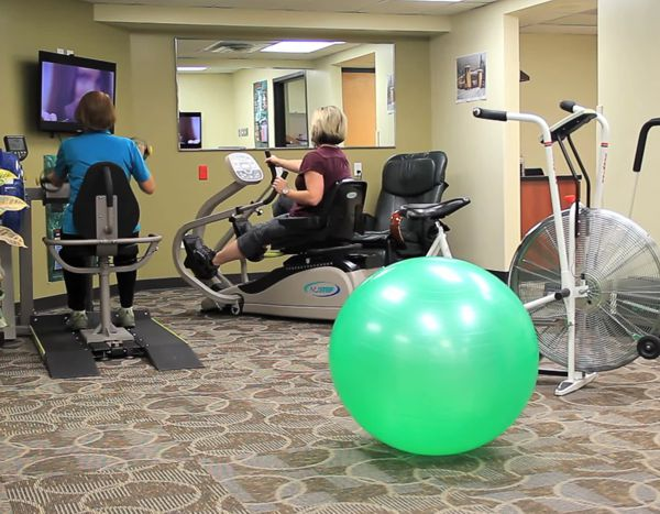 Rehabilitation Room at Spanish Peaks Regional Health Center
