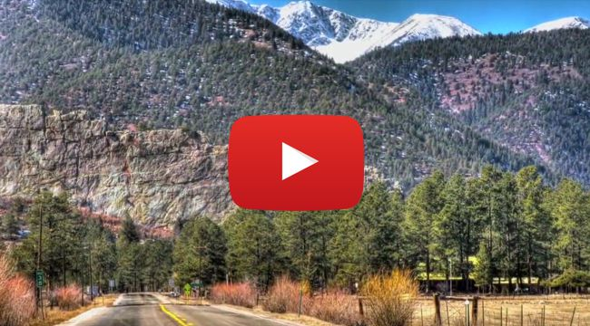 Southern Colorado Scenic Highway of Legends, Colorado